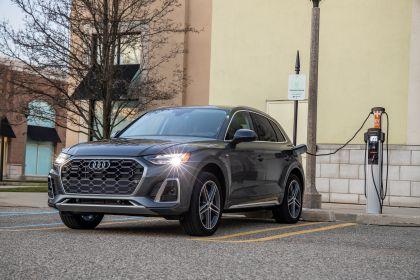 2021 Audi Q5 55 TFSI e quattro - USA version 2