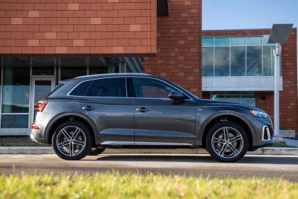 2021 Audi Q5 55 TFSI e quattro - USA version 8