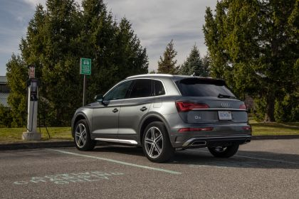 2021 Audi Q5 55 TFSI e quattro - USA version 22
