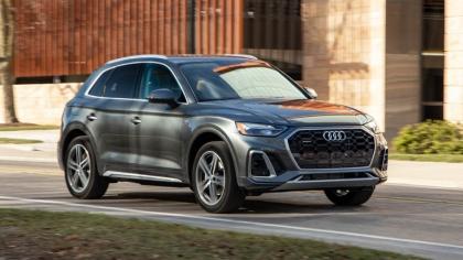 2021 Audi Q5 55 TFSI e quattro - USA version 4