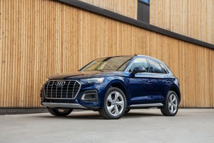 2021 Audi Q5 - USA version 1