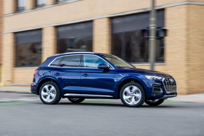 2021 Audi Q5 - USA version 4