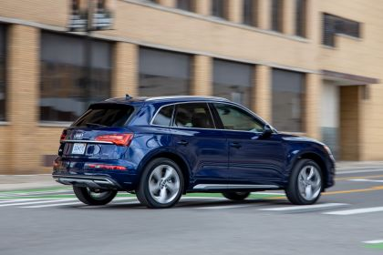 2021 Audi Q5 - USA version 5