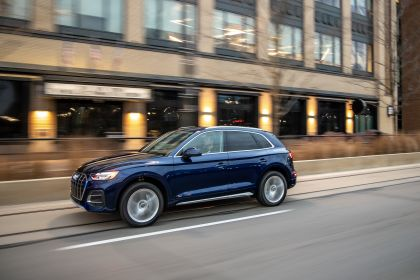2021 Audi Q5 - USA version 9