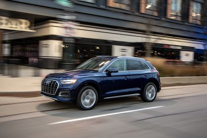 2021 Audi Q5 - USA version 10