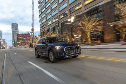 2021 Audi Q5 - USA version 13