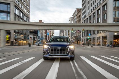 2021 Audi Q5 - USA version 16