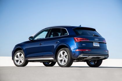 2021 Audi Q5 - USA version 21