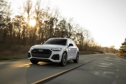 2021 Audi SQ5 - USA version 1