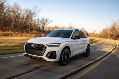 2021 Audi SQ5 - USA version 2