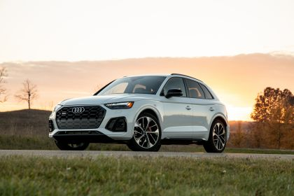 2021 Audi SQ5 - USA version 8