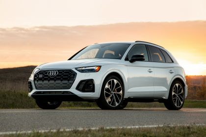 2021 Audi SQ5 - USA version 9
