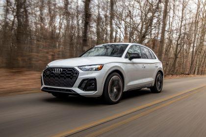2021 Audi SQ5 - USA version 10