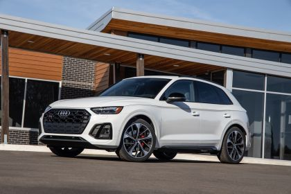 2021 Audi SQ5 - USA version 20