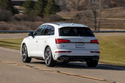 2021 Audi SQ5 - USA version 22