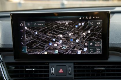 2021 Audi SQ5 - USA version 54