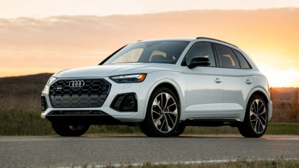 2021 Audi SQ5 - USA version 7