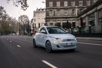 2021 Fiat 500 16