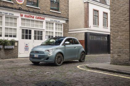 2021 Fiat 500 cabriolet 2