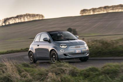 2021 Fiat 500 cabriolet 34