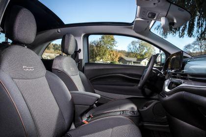 2021 Fiat 500 cabriolet 59