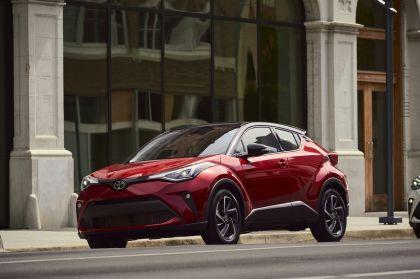 2021 Toyota C-HR - USA version 4