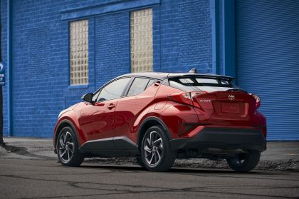 2021 Toyota C-HR - USA version 11