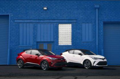 2021 Toyota C-HR - USA version 12