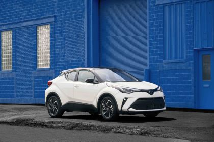 2021 Toyota C-HR - USA version 15