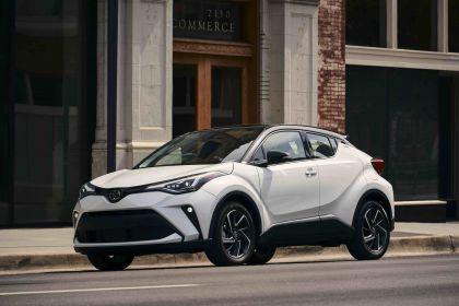 2021 Toyota C-HR - USA version 20
