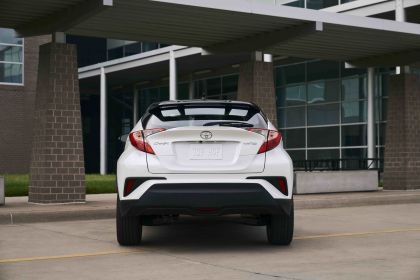 2021 Toyota C-HR - USA version 23