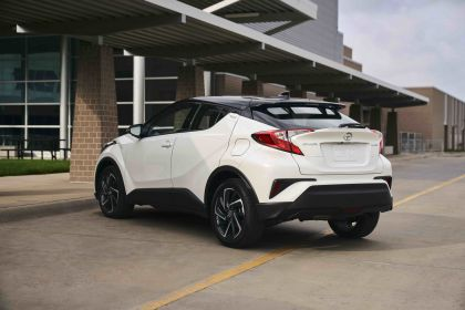 2021 Toyota C-HR - USA version 24