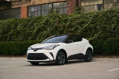 2021 Toyota C-HR - USA version 25