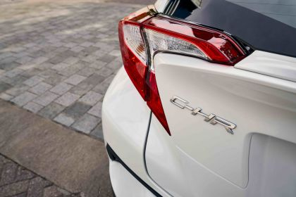2021 Toyota C-HR - USA version 28