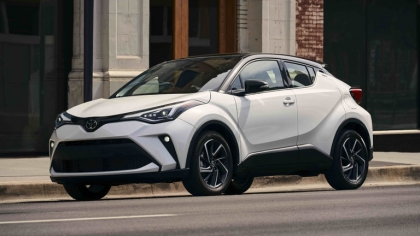 2021 Toyota C-HR - USA version 2