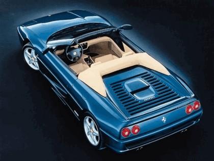 1996 Ferrari F355 spider 9