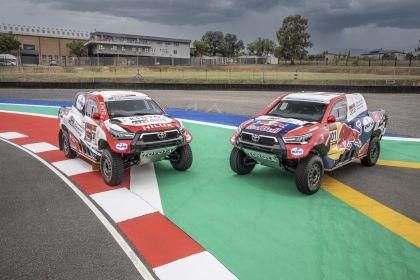 2021 Toyota GR Hilux Dakar 1