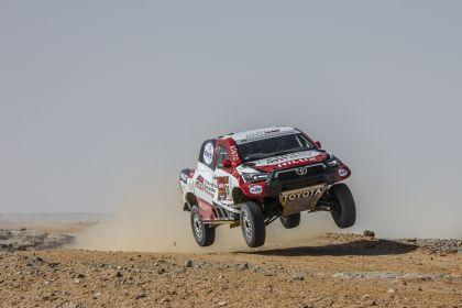 2021 Toyota GR Hilux Dakar 2