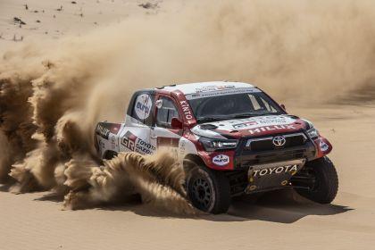 2021 Toyota GR Hilux Dakar 3