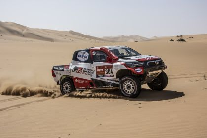2021 Toyota GR Hilux Dakar 4