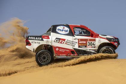 2021 Toyota GR Hilux Dakar 5