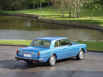 1977 Rolls-Royce Corniche I 9