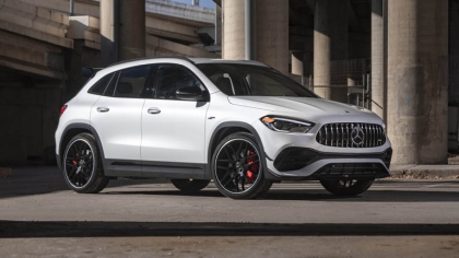 2021 Mercedes-AMG GLA 45 4Matic+ - USA version 7
