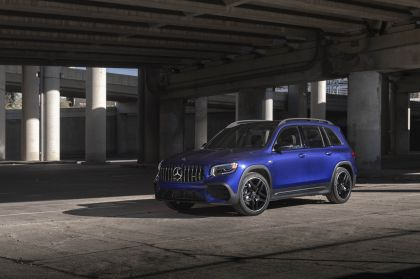 2021 Mercedes-AMG GLB 35 4Matic - USA version 18