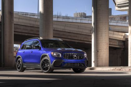 2021 Mercedes-AMG GLB 35 4Matic - USA version 20