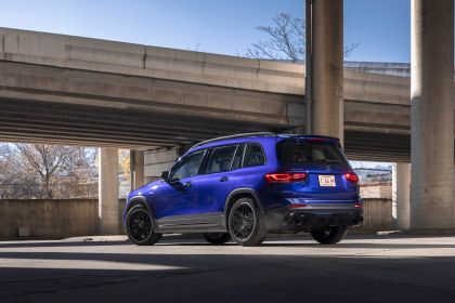 2021 Mercedes-AMG GLB 35 4Matic - USA version 22