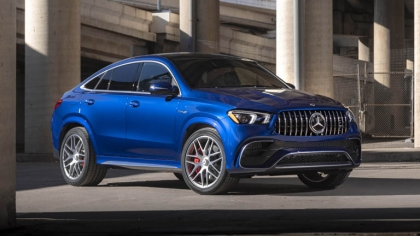 2021 Mercedes-AMG GLE 63 S Coupé 4Matic+ - USA version 8