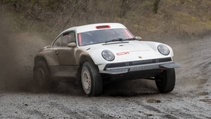 2021 Singer All-terrain Competition Study