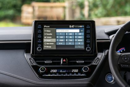 2021 Suzuki Swace - UK version 30