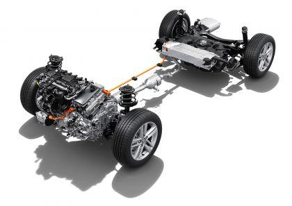 2021 Suzuki Swace - UK version 44